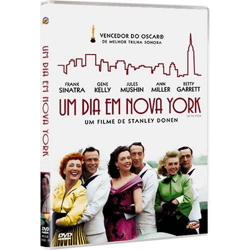 DVD - um Dia em Nova Iorque