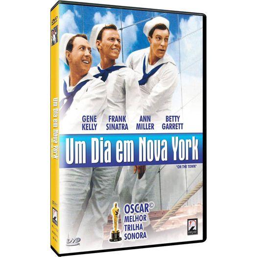 DVD um Dia em Nova York