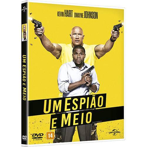 DVD um Espião e Meio