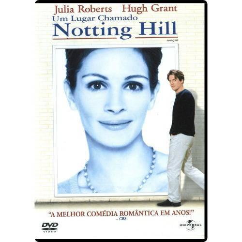 DVD um Lugar Chamado Notting Hill