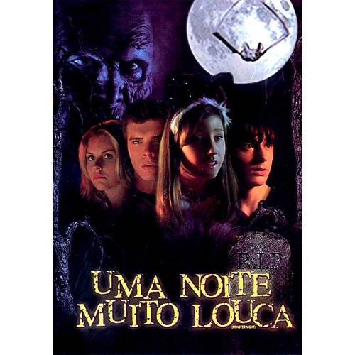 DVD uma Noite Muito Louca