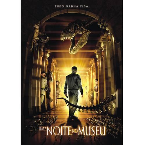 DVD uma Noite no Museu