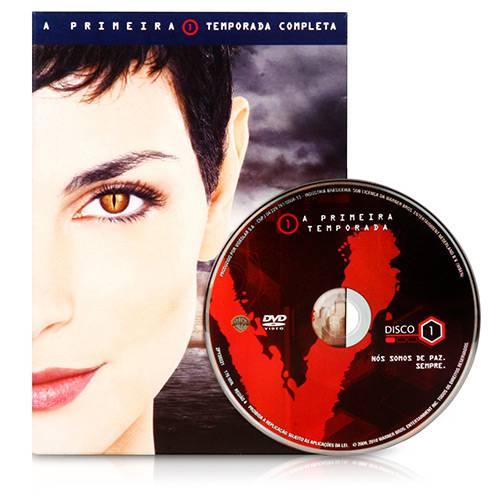 DVD V - 1ª Temporada (3DVDs)