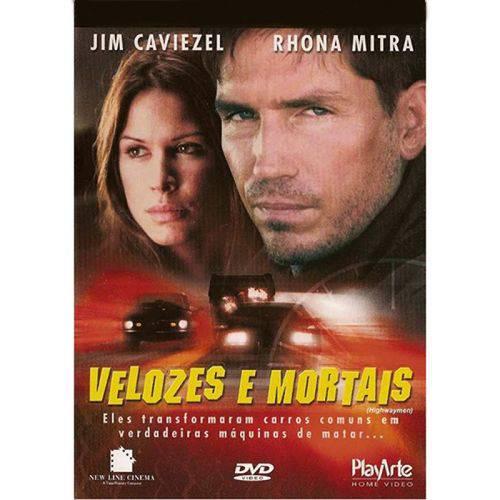 DVD Velozes e Mortais