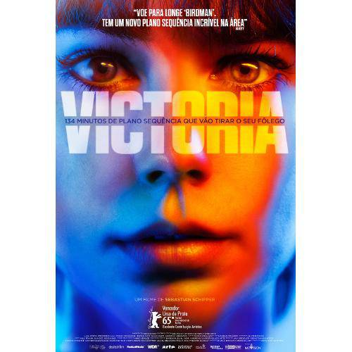 Dvd - Victoria - Legendado