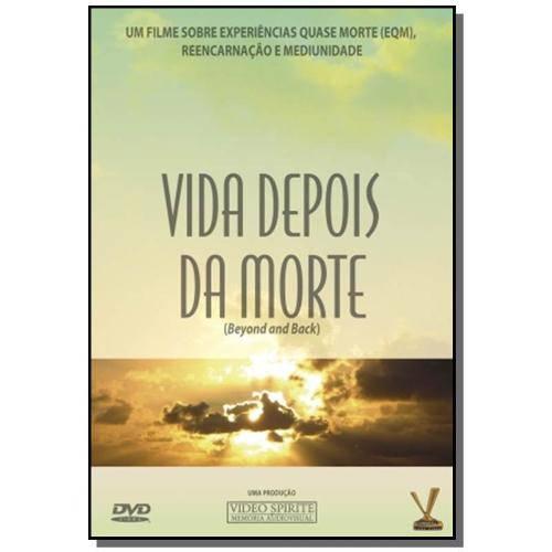Dvd - Vida Depois da Morte