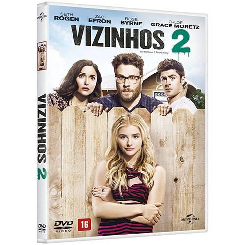 DVD - Vizinhos 2