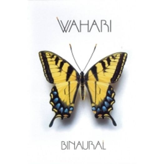 DVD Wahari - Binaural