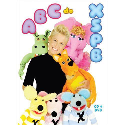 Dvd Xuxa - Abc do Xuxa só para Baixinhos (Dvd + Cd)