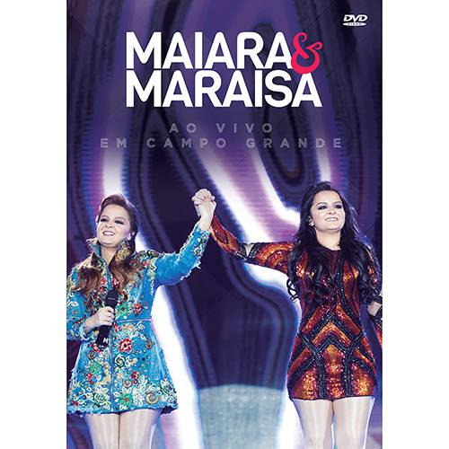 DVDMaraia & Maraísa - ao Vivo em Campo Grande