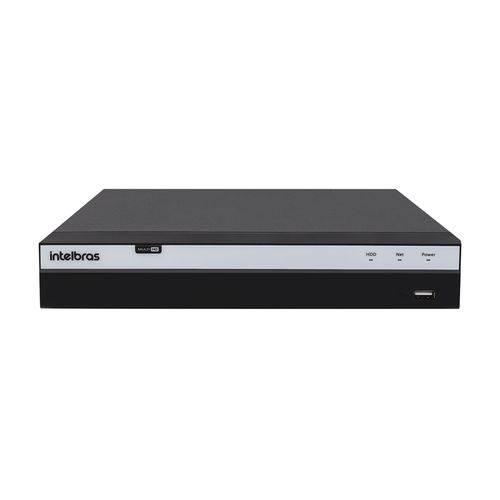 Dvr Gravador de Vídeo 8 Canais Full HD USB Mhdx 3008 Intelbras