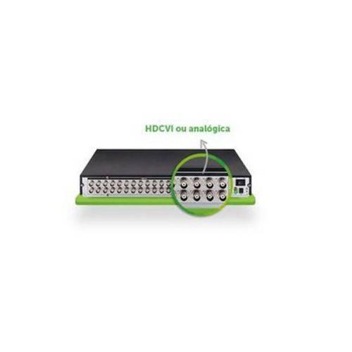 Dvr Gravador Digital da Intelbras Multi Hd 32 Canais Mhdx 1032