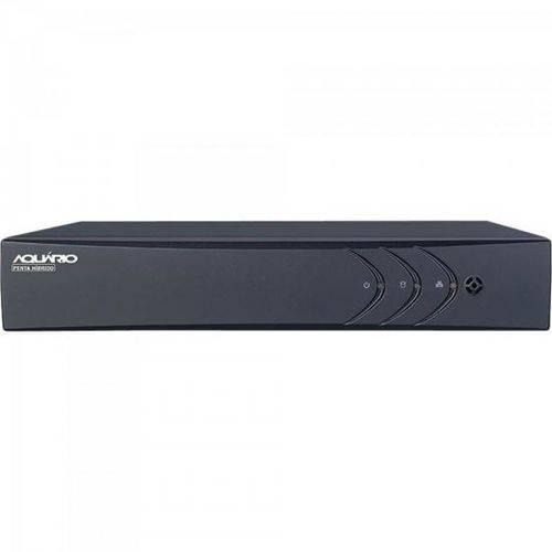 Dvr Hibrido (5 em 1) 16 Canais + 2 Ip Full HD 1080p Dvr-1016 Aquario