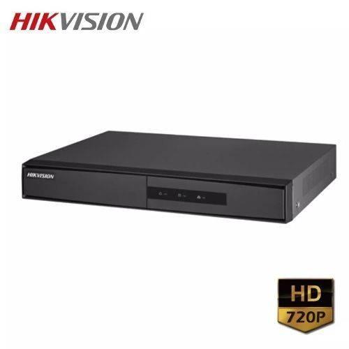 Dvr Hikvision Turbo 7216 Hghi 16 Canais 720p Pentaflex