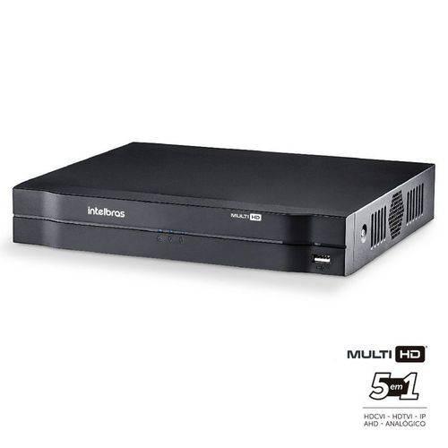 Dvr Intelbras 16 Canais Multi Hd Mhdx 1016 720p 1080n G3