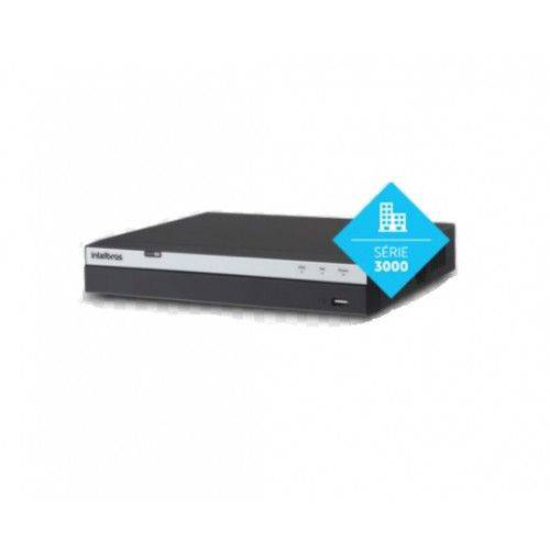 Dvr Intelbras Hdcvi 3008 G3 Mhdx Full HD 5 em 1 Multi HD