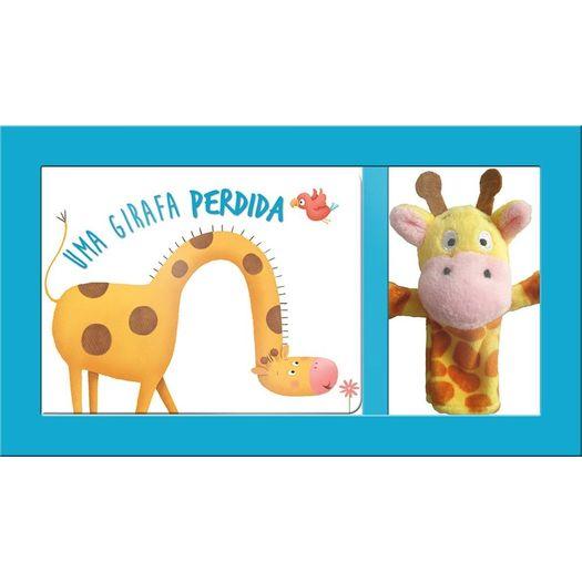E Hora de Historia - uma Girafa Perdida - Yoyo