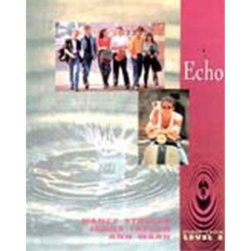 Echo - Student's Book Level 3