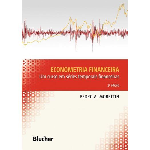 Econometria Financeira - Blucher