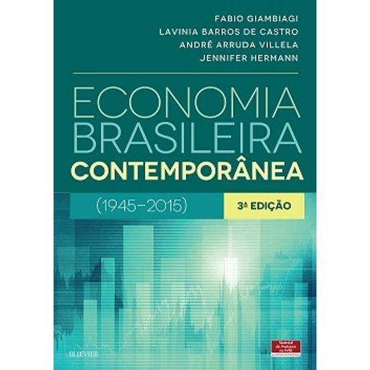 Economia Brasileira Contemporanea - Campus