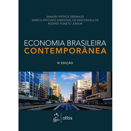 Economia Brasileira Contemporanea - Gremaud - Atlas