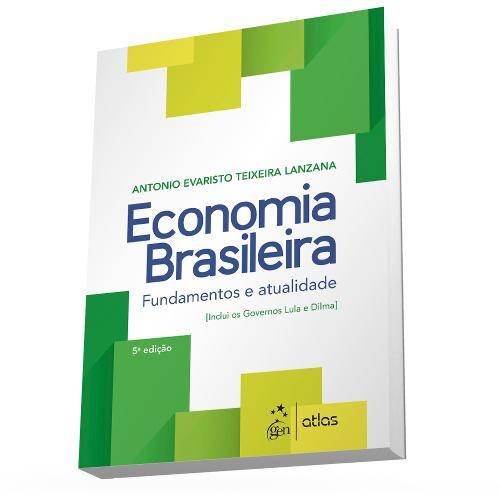 Economia Brasileira - Lanzana - Atlas
