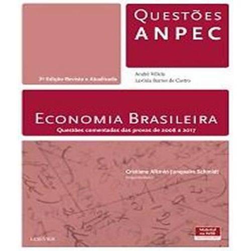 Economia Brasileira - Questoes Anpec - 03 Ed