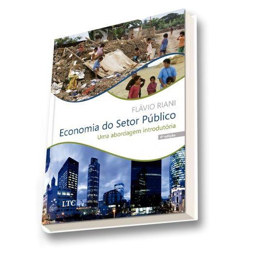 Economia do Setor Publico - Ltc