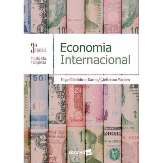 Economia Internacional - Carmo - Saraiva