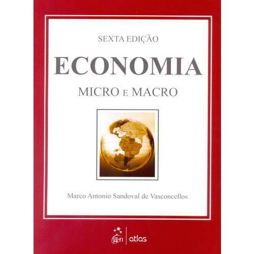 Economia - Micro e Macro - 06ed/15
