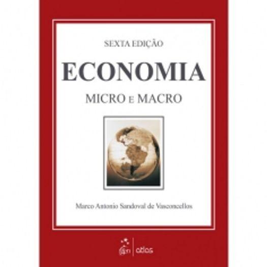 Economia Micro e Macro - Atlas