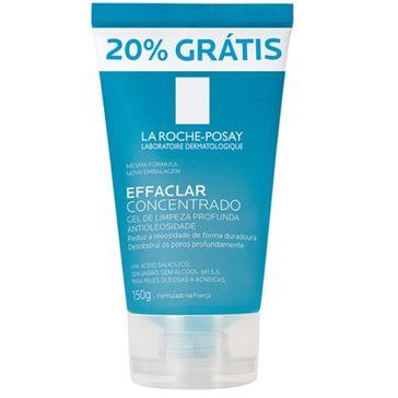 Effaclar Gel 150ml + 20% de Desconto
