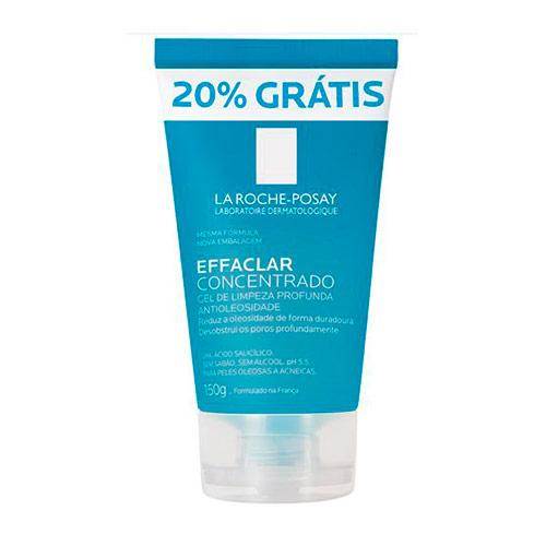 Effaclar Gel Concentrado La Roche-Posay 150g