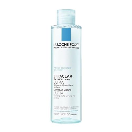 Effaclar Ultra La Roche Posay Solução Micelar Demaquilante com 200ml