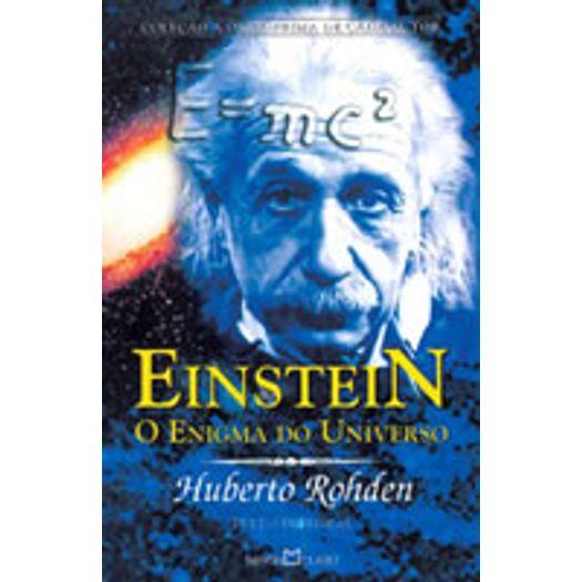 Einstein o Enigma do Universo - 175 - Martin Claret