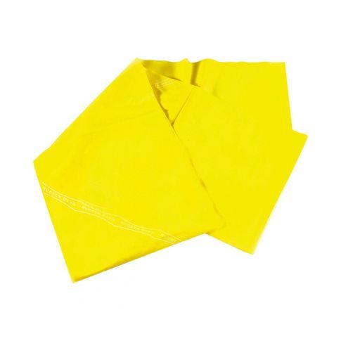 Elástico para Exercícios Carci Band Amarela 1,5m Suave