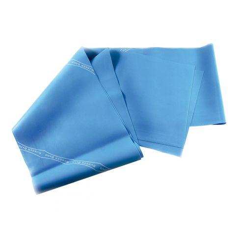 Elástico para Exercícios Carci Band Azul 1,5m Médio Forte
