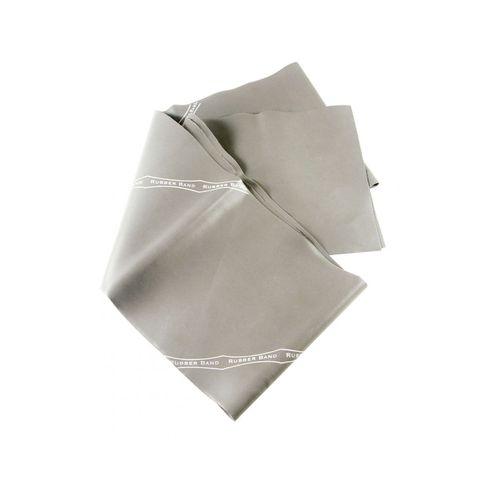 Elástico para Exercícios Carci Band Prata 1,5m Super Forte