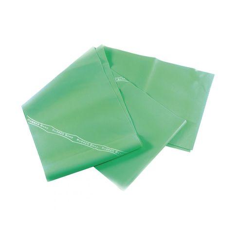 Elástico para Exercícios Carci Band Verde 1,5m Médio