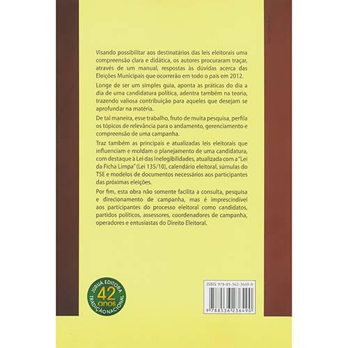 Eleições 2012: Manual do Candidato