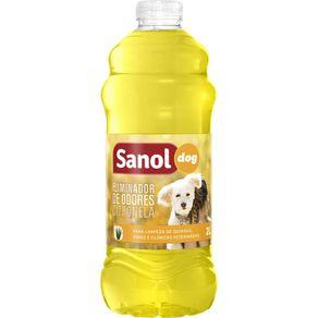 Eliminador de Odores Citronela Sanol -2 Litros