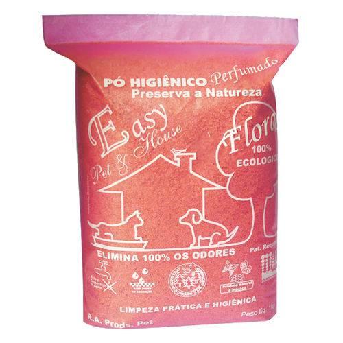 Eliminador de Odores em Pó Easy Pet para Areia Floral - 1kg