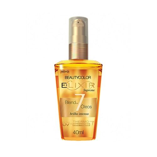 Elixir Blend de 7 Óleos Beauty Color Brilho Intenso - 30ml