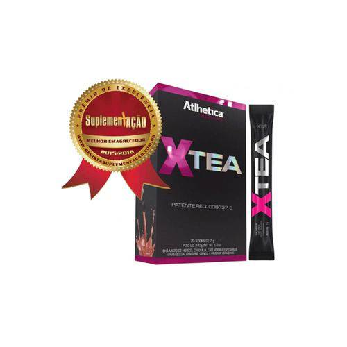 Ella X-Tea 20 Sticks 7g - Atlhetica