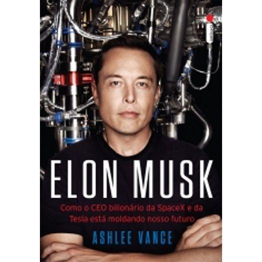 Elon Musk - Intrinseca