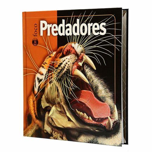 Em Foco - Predadores - Capa Dura - John Seidensticker