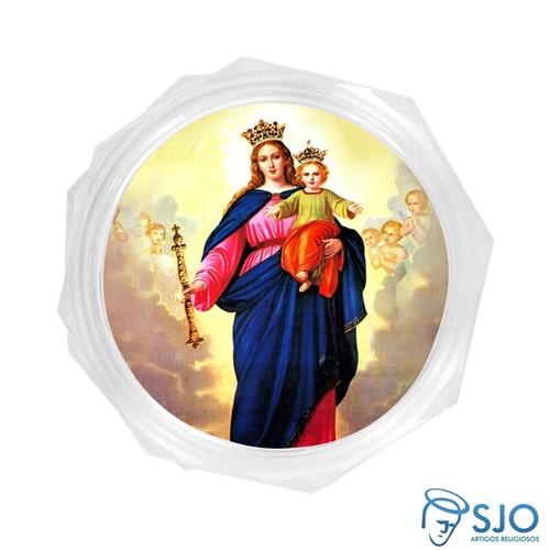 Embalagem de Nossa Senhora Auxiliadora | SJO Artigos Religiosos