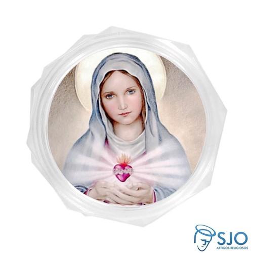 Embalagem de Nossa Senhora da Chama do Amor | SJO Artigos Religiosos