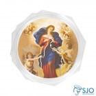 Embalagem de Nossa Senhora Desatadora de Nós | SJO Artigos Religiosos