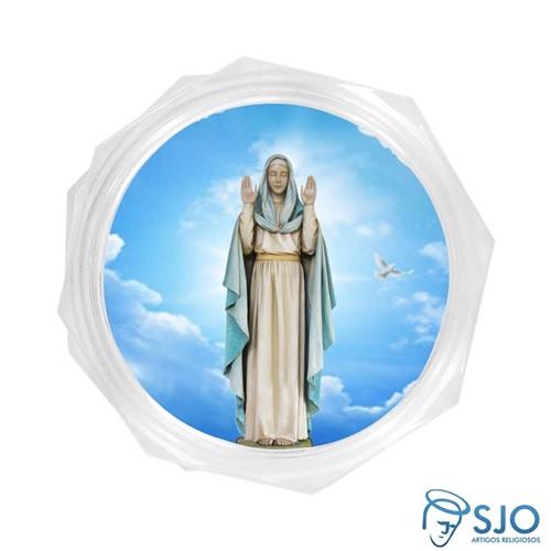 Embalagem de Nossa Senhora do Equilíbrio | SJO Artigos Religiosos
